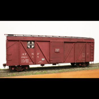 O Scale Rolling Stock